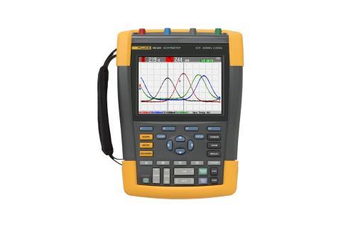 Fluke 190-504 500MHz ScopeMeter® Test Tool