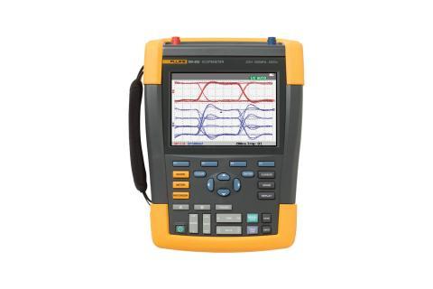 Fluke 190-502 500 MHz ScopeMeter® Test Tool