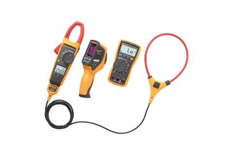 Fluke VT04 Visual IR Thermometer Electrical Combo Kit