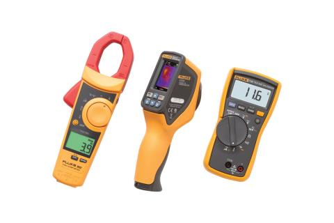 Fluke VT04 Visual IR Thermometer HVAC Combo Kit