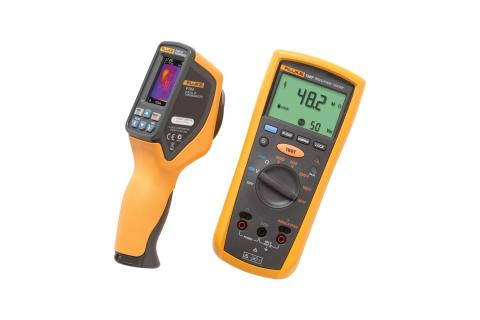 Fluke VT04 Visual IR Thermometer Maintenance Combo Kit
