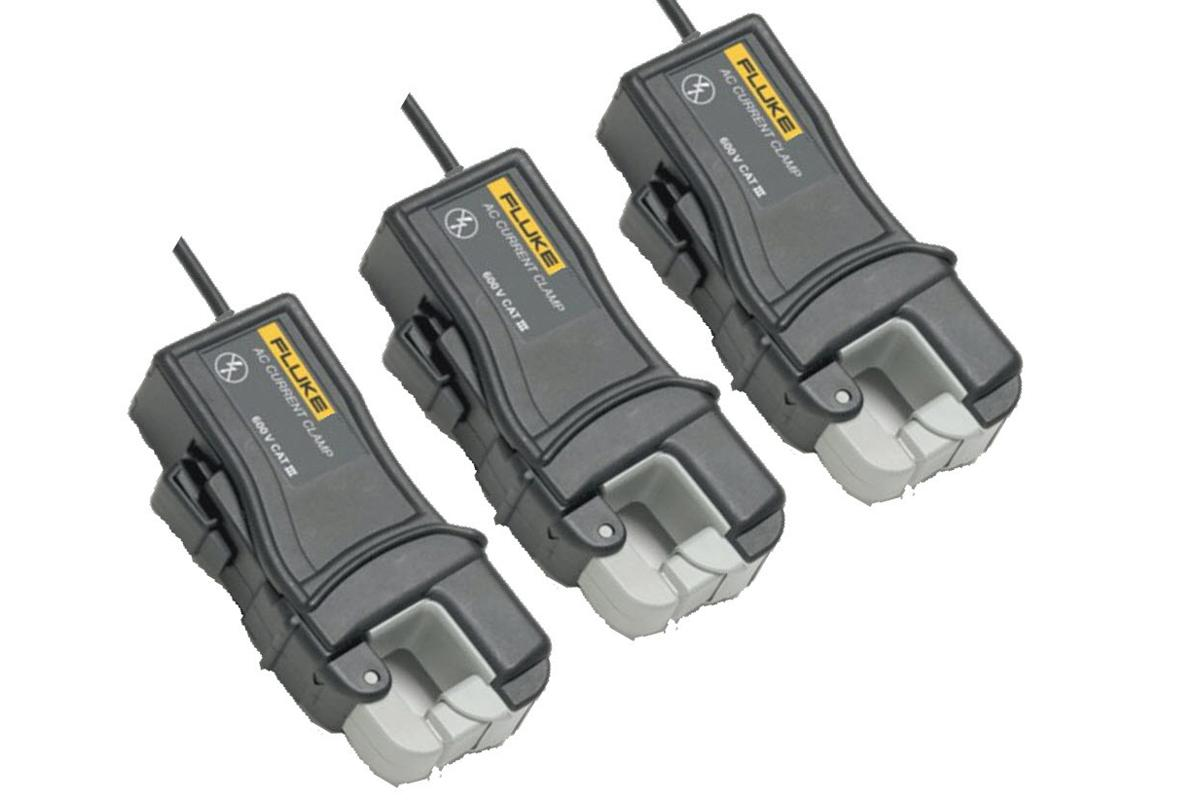 Fluke I1A/10A Clamp PQ3 3-Phase 1A/10A