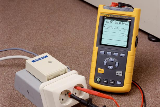 Fluke 43B Single Phase Power Quality Analyzer 3