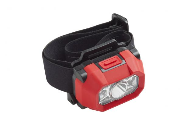 The HL-200 EX headlamp offer both high and low power output modes
