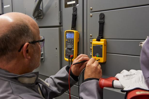 The PRV240 provides safe verification your test tool is operating properly