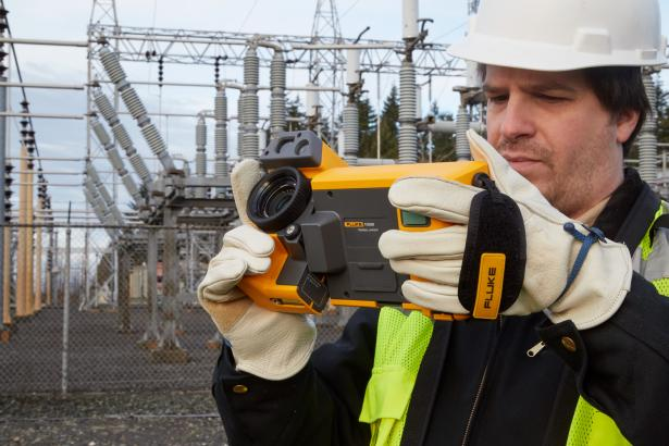 For infrared inspections in manufacturing, outdoor substations or conducting an energy audit on a commercial building