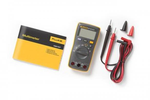 Fluke 107 Palm-sized Digital Multimeter 4