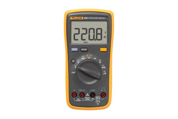 Fluke 15Bplus Digital Multimeter 1