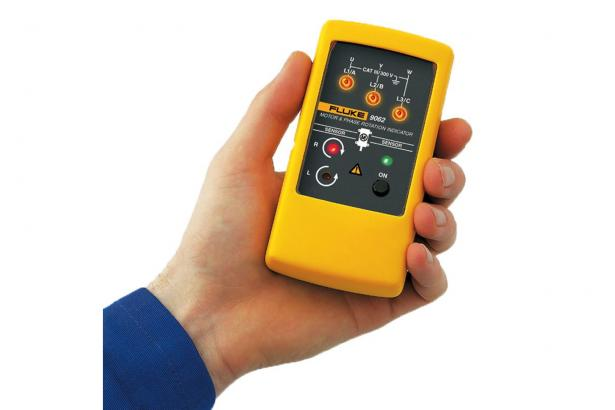 Fluke 9062 Motor and Phase Rotation Indicator 1