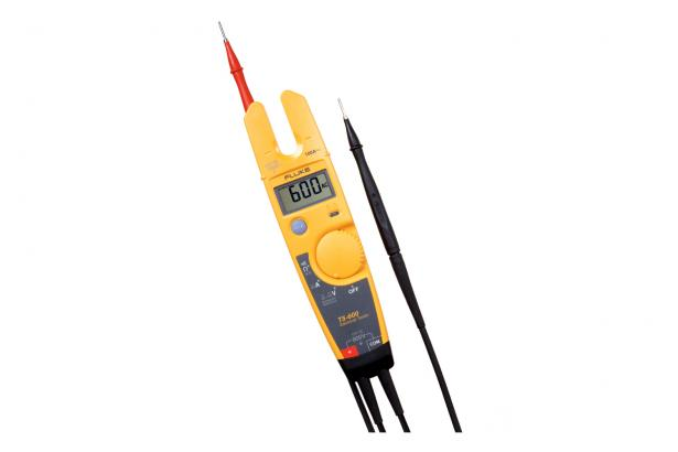 Fluke T5-600 Voltage, Continuity and Current Tester - 1