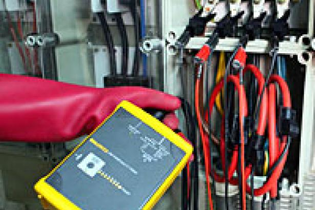 Fluke 1745 Power Quality Logger