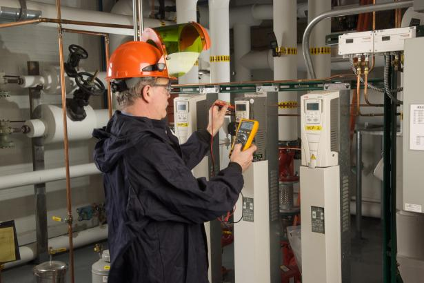 Fluke 179 Digital Multimeter excels as an industrial maintenance tool