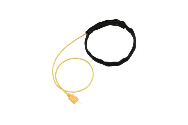 Fluke 80PK-11 Type-K Flexible Cuff Thermocouple Temperature Probe