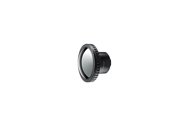 Super Wide Angle Infrared Lens