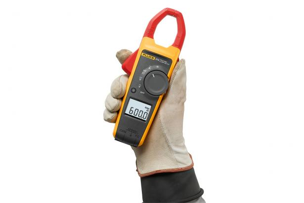 Fluke 373 True RMS AC Clamp Meter