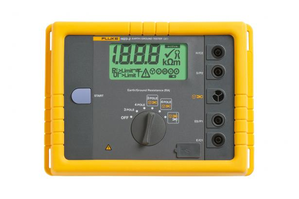 Fluke 1623-2 GEO Earth Ground Tester
