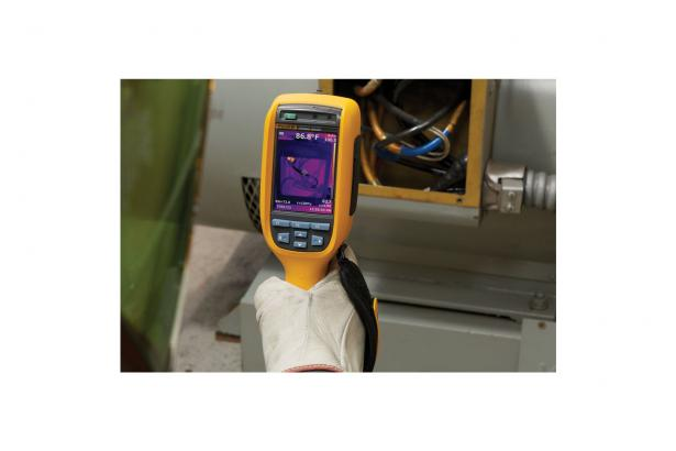 Fluke Ti125 Industrial-Commercial Infrared Camera - 2