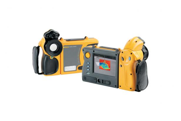 Fluke TiR3FT Infrared Camera
