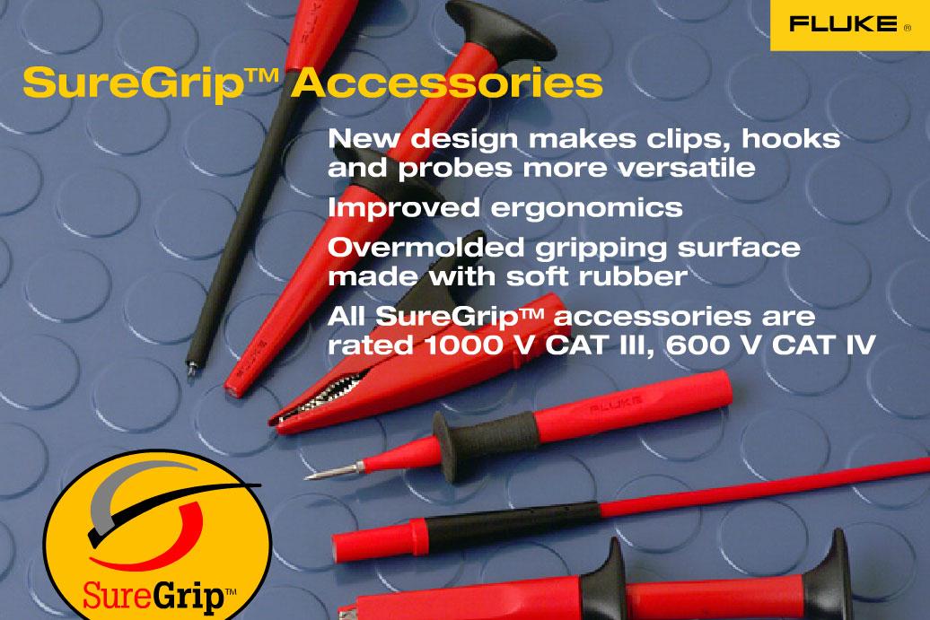 AC280 SureGrip™ 挂钩探针