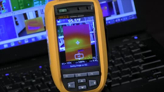 How to Transfer Images from a Thermal Imager to Smartview Software